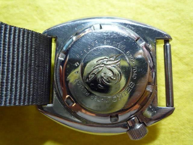 FS: Seiko Diver 6309-7040 (all original) P1050174