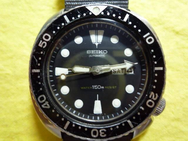 FS: Seiko Diver 6309-7040 (all original) P1050175