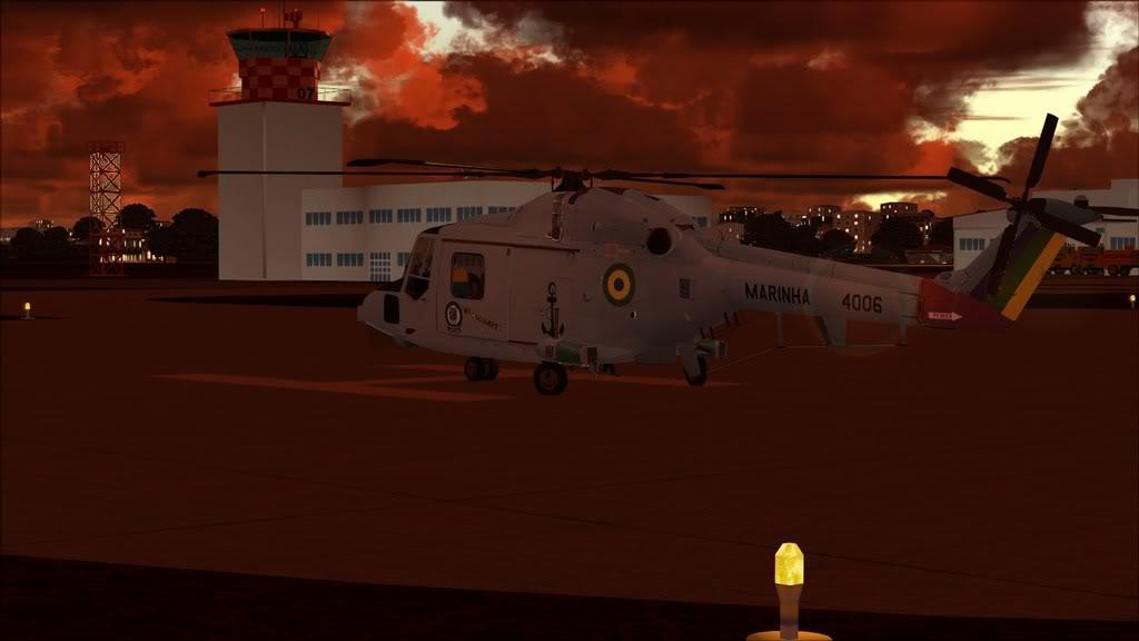 [FS9] Voo com helicoptero pela costa carioca Mini--2011-oct-9-003