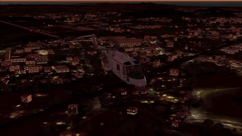 [FS9] Voo com helicoptero pela costa carioca Mini--2011-oct-9-007