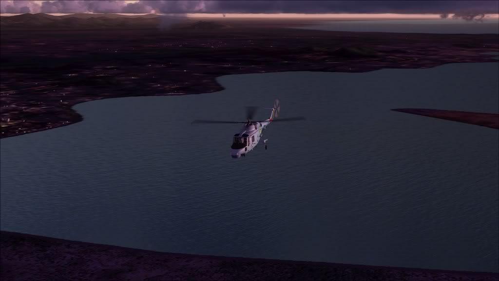 [FS9] Voo com helicoptero pela costa carioca Mini--2011-oct-9-008
