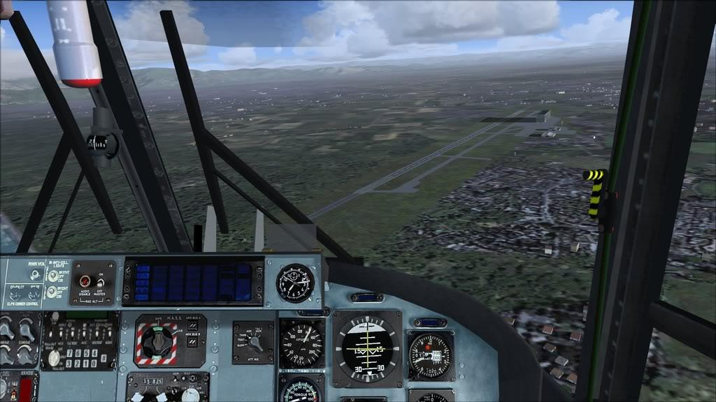 [FS9] Voo com helicoptero pela costa carioca Mini--2011-oct-9-014
