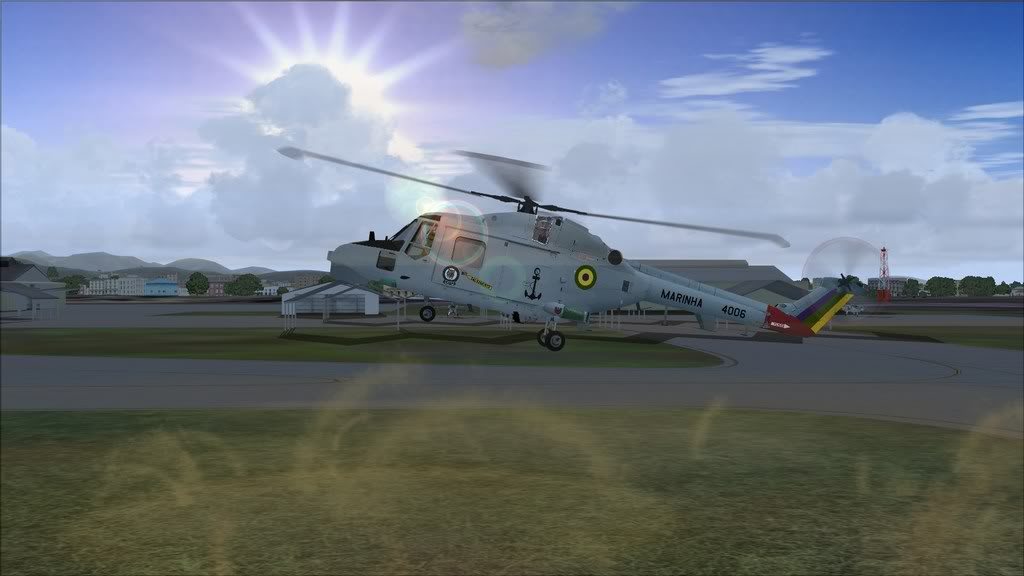 [FS9] Voo com helicoptero pela costa carioca Mini--2011-oct-9-017