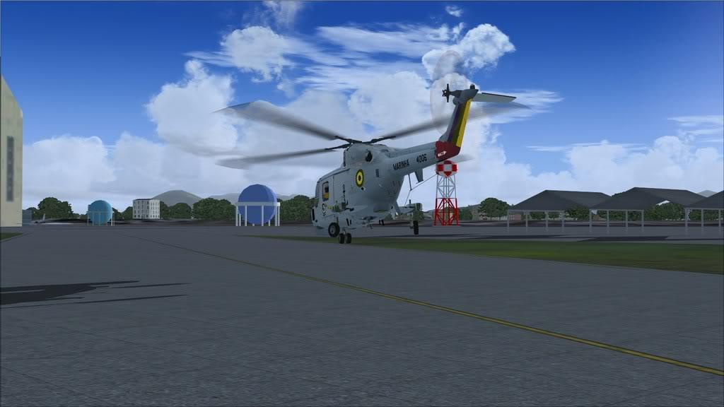 [FS9] Voo com helicoptero pela costa carioca Mini--2011-oct-9-018