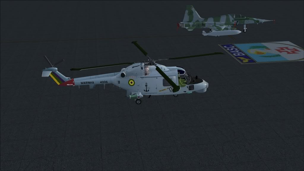 [FS9] Voo com helicoptero pela costa carioca Mini--2011-oct-9-020