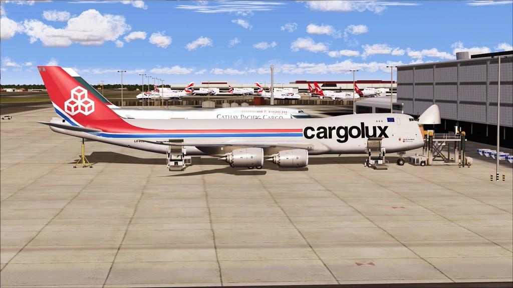 Londres - Athenas com o 748 da Cargolux Mini--2012-jun-2-001