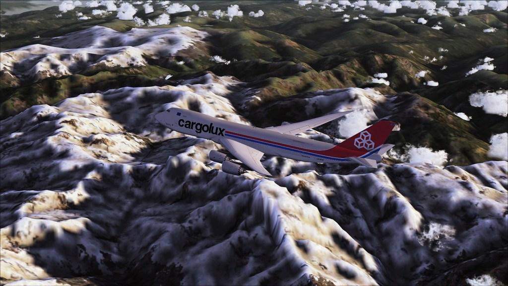 Londres - Athenas com o 748 da Cargolux Mini--2012-jun-2-027