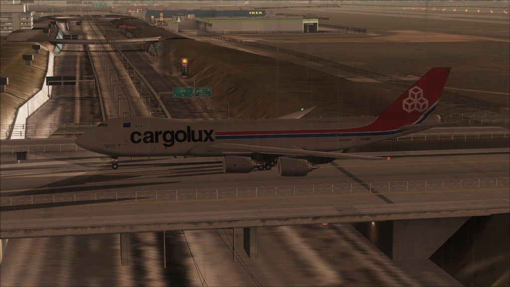 Londres - Athenas com o 748 da Cargolux Mini--2012-jun-2-052