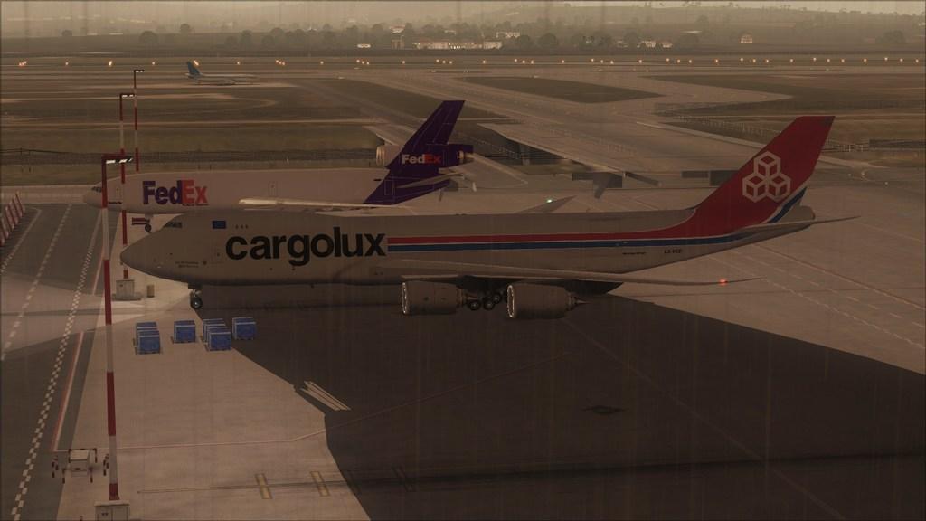 Londres - Athenas com o 748 da Cargolux Mini--2012-jun-2-053