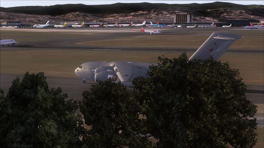 BASP - Lynehan AFB com o C-17 da RAF Mini--2012-jun-3-006