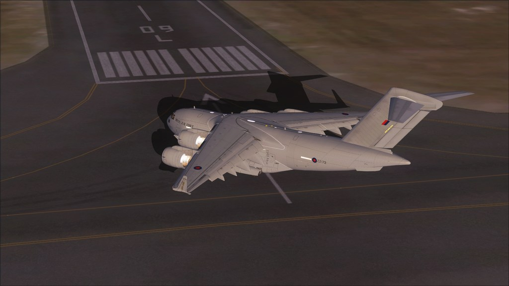 BASP - Lynehan AFB com o C-17 da RAF Mini--2012-jun-3-013