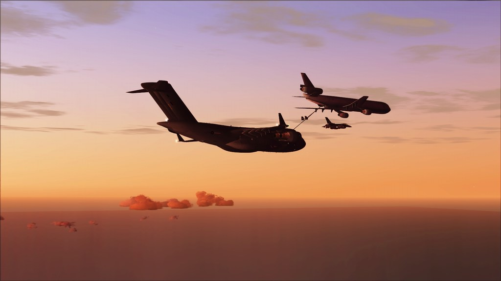 BASP - Lynehan AFB com o C-17 da RAF Mini--2012-jun-3-045