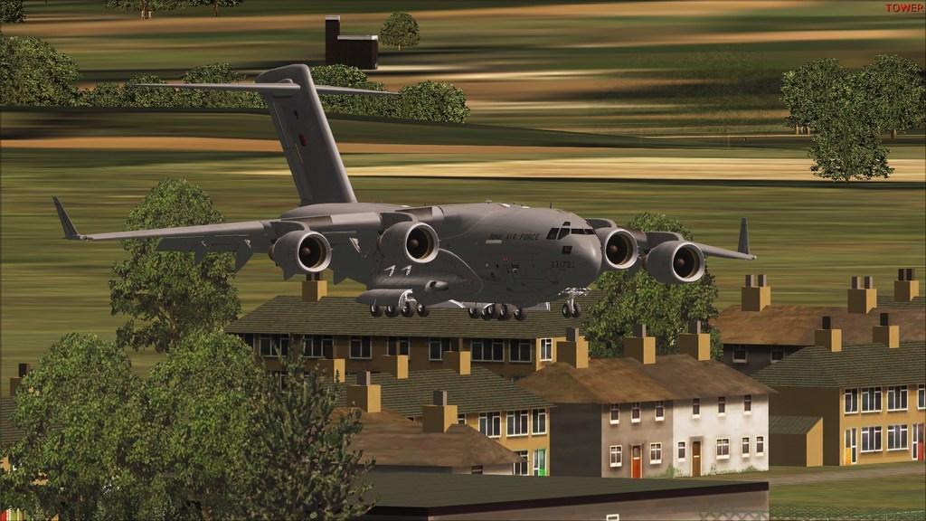 BASP - Lynehan AFB com o C-17 da RAF Mini--2012-jun-3-080