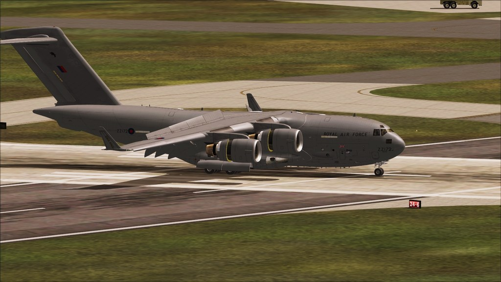 BASP - Lynehan AFB com o C-17 da RAF Mini--2012-jun-3-086