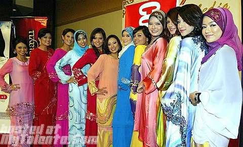 Gambar Panas Sharifah Jasmine Soraya, Peserta Gadis Melayu Musim Ke-2 Bersosial! 1-41