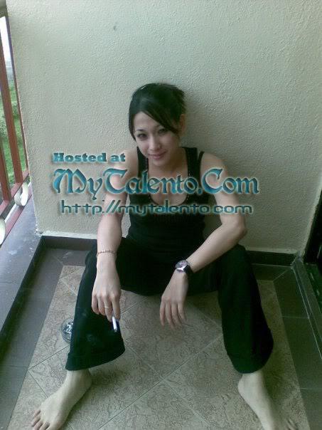 Gambar Panas Sharifah Jasmine Soraya, Peserta Gadis Melayu Musim Ke-2 Bersosial! 14-3