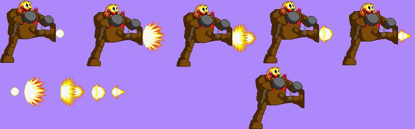 FlammableKing Project: MOKU-PAC! Blaster-Kick-1