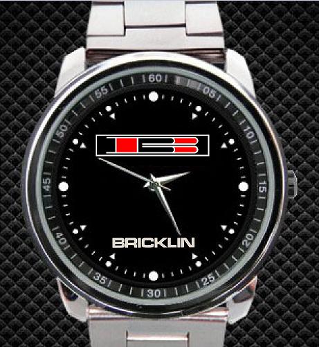 Montre - Bricklin BricklinWatchRedlogov4
