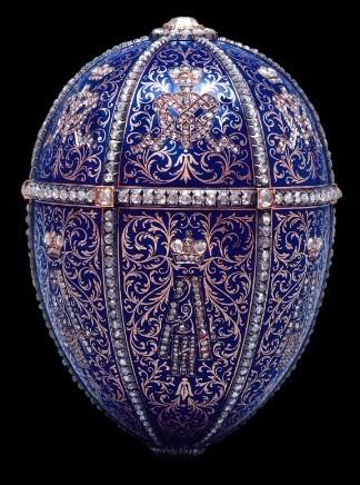 Casa Fabergé 1895-12m-egg