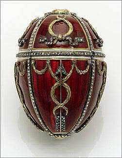 Casa Fabergé 1895Rosebud