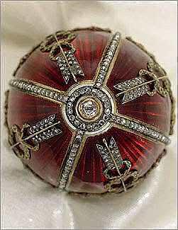 Casa Fabergé 1895Rosebudtop