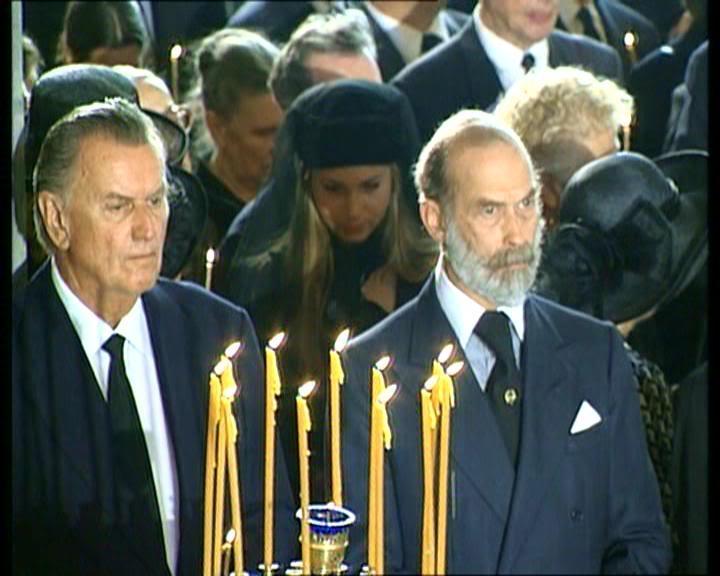 Funerales de la Realeza Funeral11