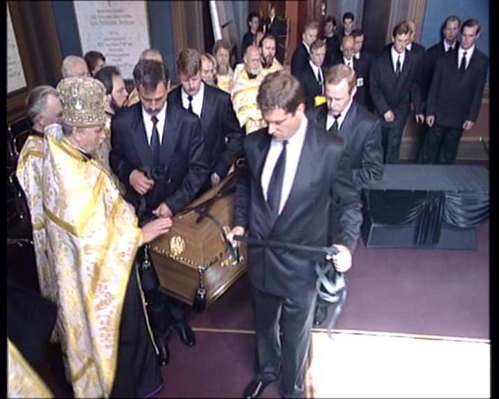 Funerales de la Realeza Funeral13