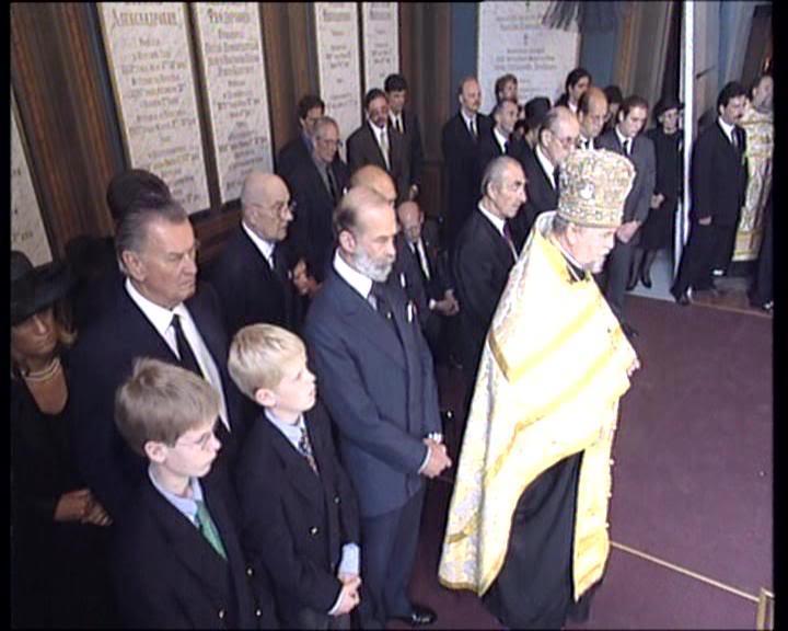 Funerales de la Realeza Funeral17
