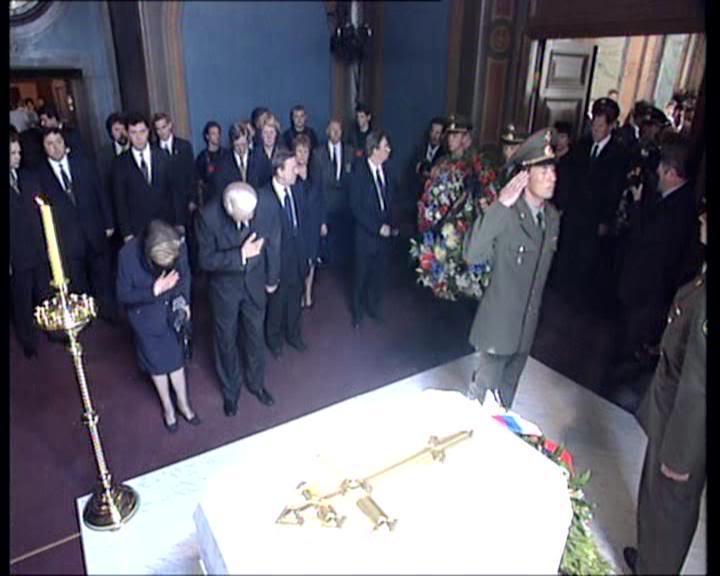 Funerales de la Realeza Funeral18