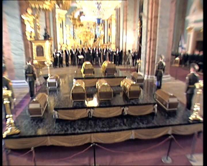 Funerales de la Realeza Funeral2