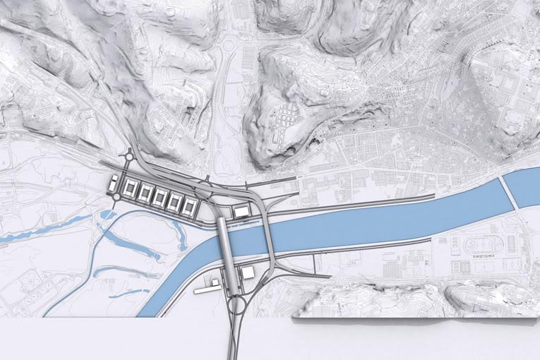 Estação Intermodal - Projecto do gabinete MMBB 218_f01