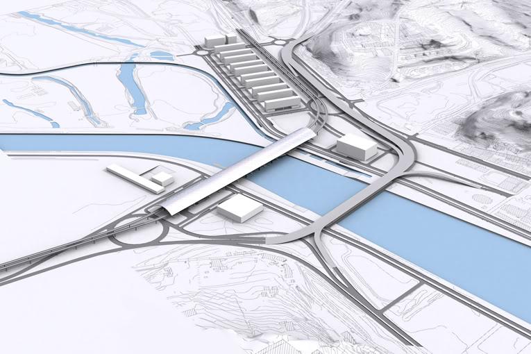 Estação Intermodal - Projecto do gabinete MMBB 218_f02