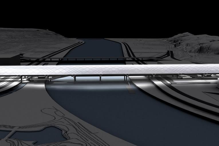Estação Intermodal - Projecto do gabinete MMBB 218_f06