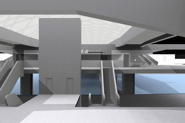 Estação Intermodal - Projecto do gabinete MMBB 218_f07