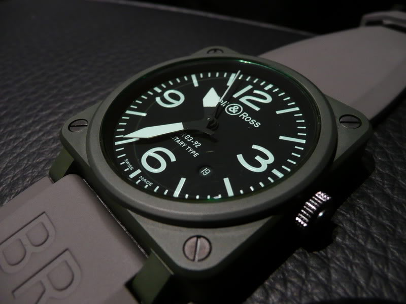 Bell and Ross Bâle 2010 P1080145