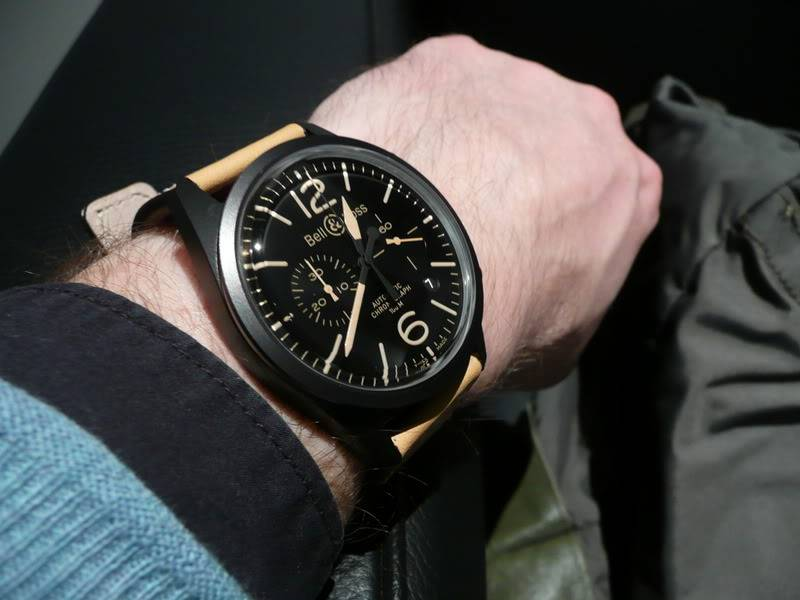 Bell and Ross Bâle 2010 P1080163