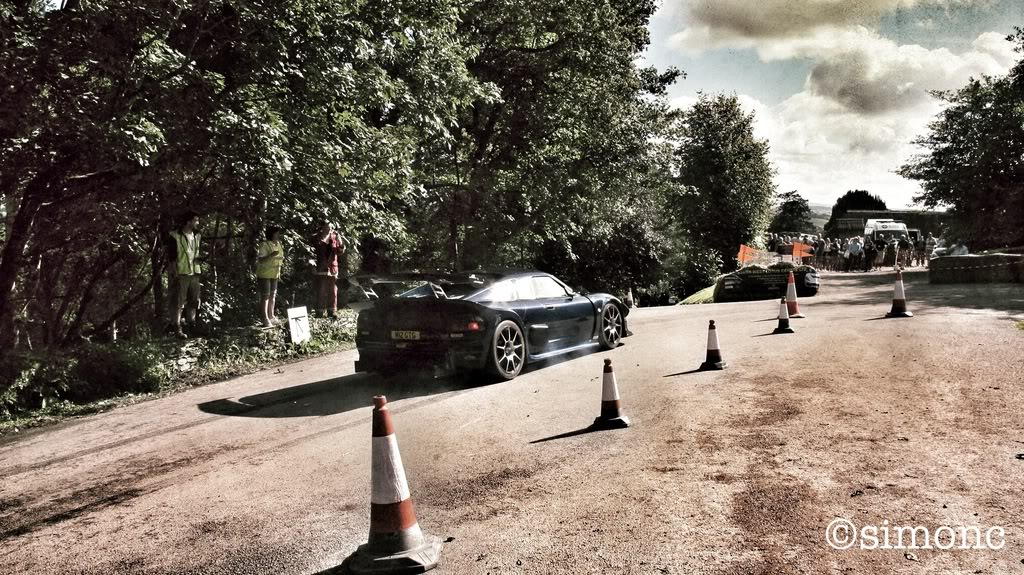 "Pentillie ""Festival of Speed"", Cornwall, UK...... IMG_2838"