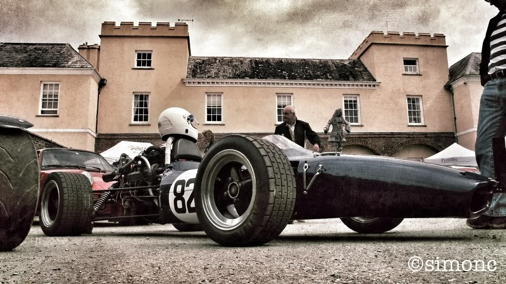 "Pentillie ""Festival of Speed"", Cornwall, UK...... IMG_2846"