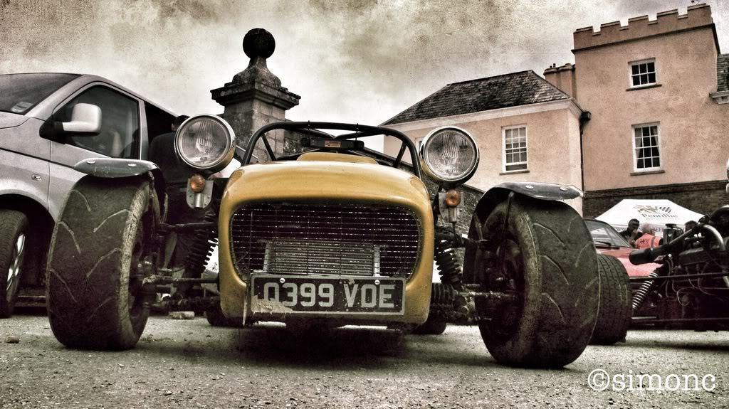 "Pentillie ""Festival of Speed"", Cornwall, UK...... IMG_2848"