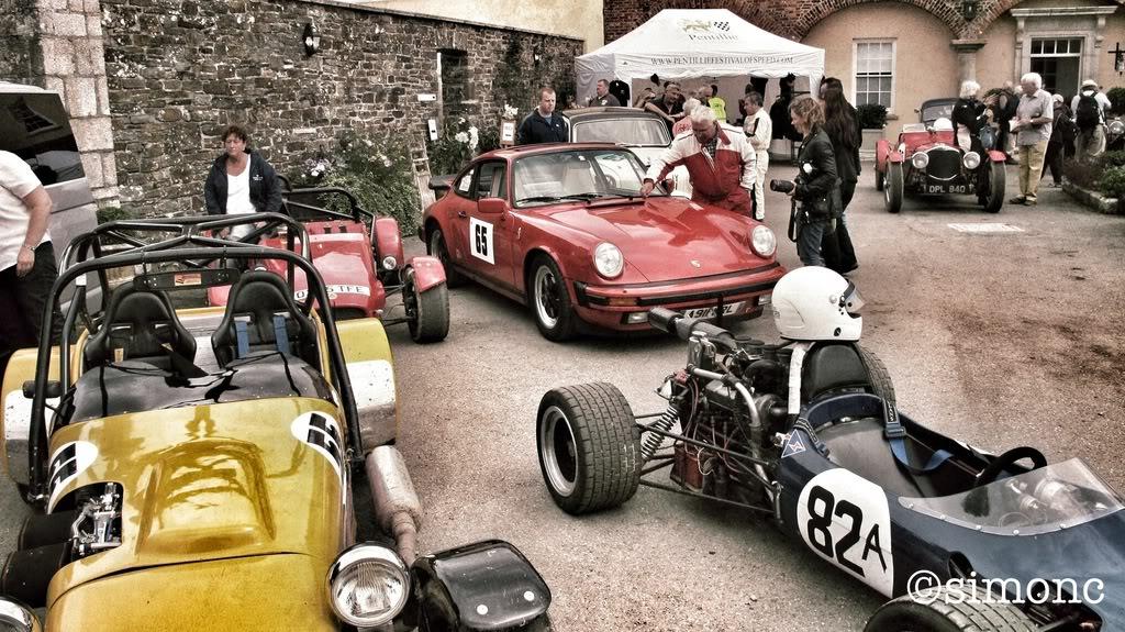 "Pentillie ""Festival of Speed"", Cornwall, UK...... IMG_2852"