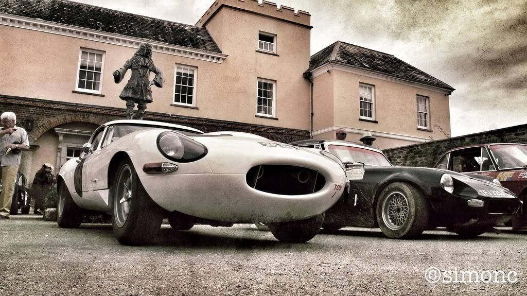 "Pentillie ""Festival of Speed"", Cornwall, UK...... IMG_2854"