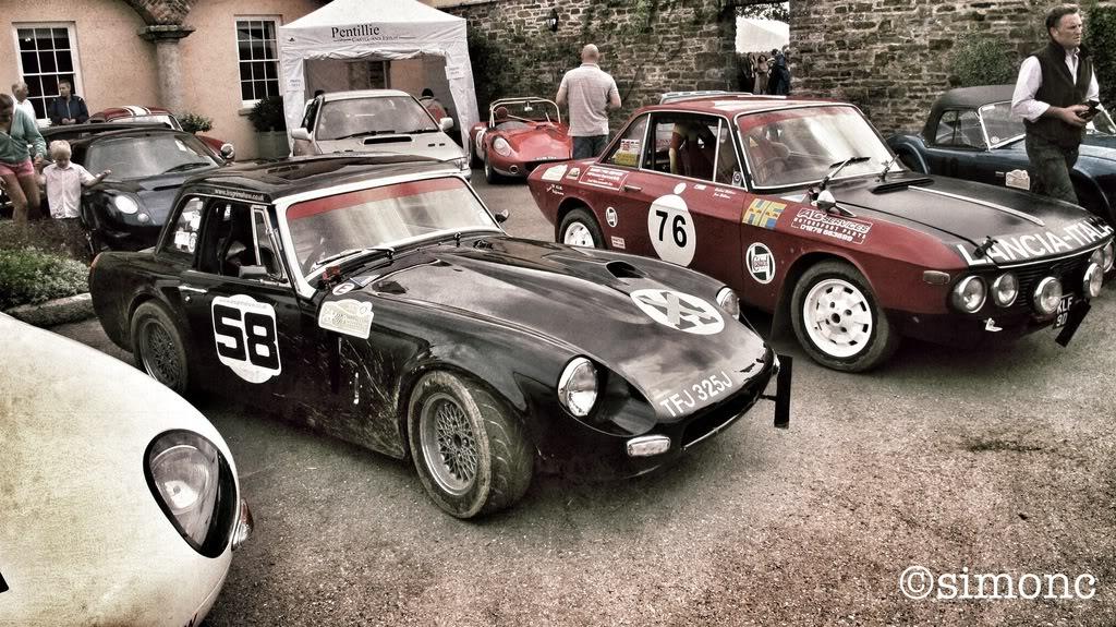 "Pentillie ""Festival of Speed"", Cornwall, UK...... IMG_2856"