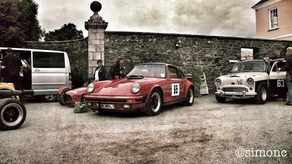 "Pentillie ""Festival of Speed"", Cornwall, UK...... IMG_2860"