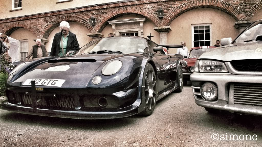 "Pentillie ""Festival of Speed"", Cornwall, UK...... IMG_2862"