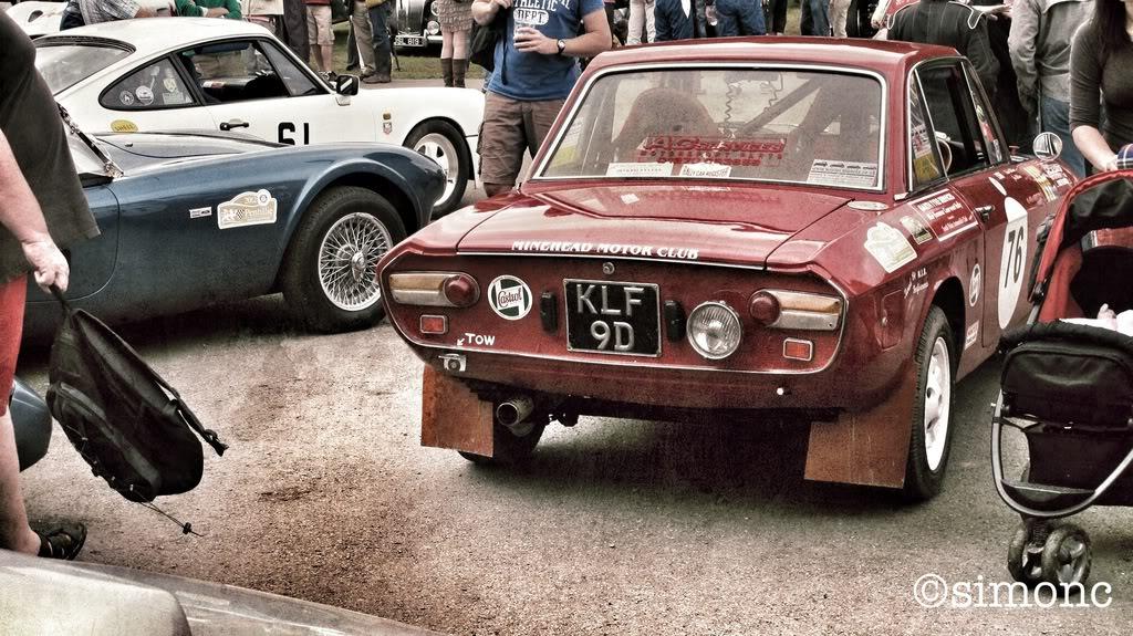 "Pentillie ""Festival of Speed"", Cornwall, UK...... IMG_2864"