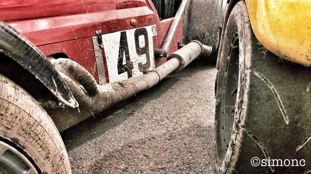 "Pentillie ""Festival of Speed"", Cornwall, UK...... IMG_2866"