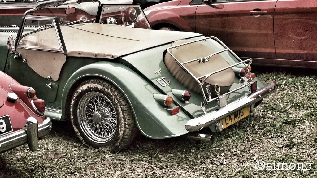 "Pentillie ""Festival of Speed"", Cornwall, UK...... IMG_2870"