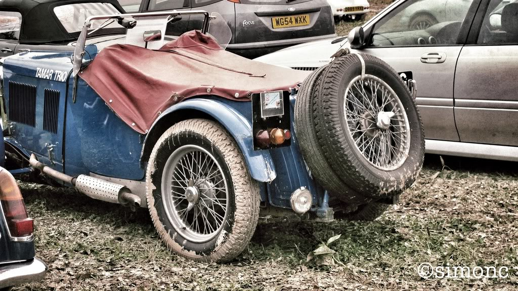 "Pentillie ""Festival of Speed"", Cornwall, UK...... IMG_2872"