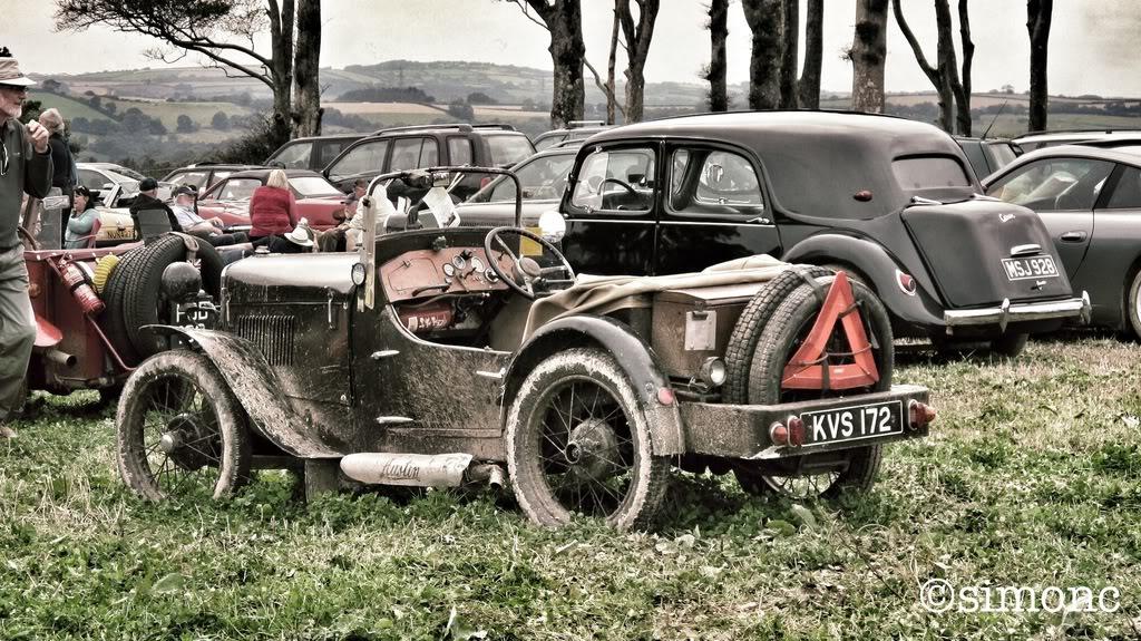 "Pentillie ""Festival of Speed"", Cornwall, UK...... IMG_2878"