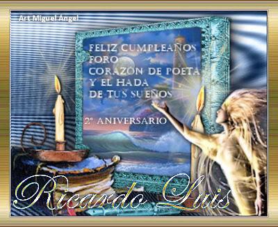 RETO A LOS POETAS (PARTICIPEN) RicardoLuis